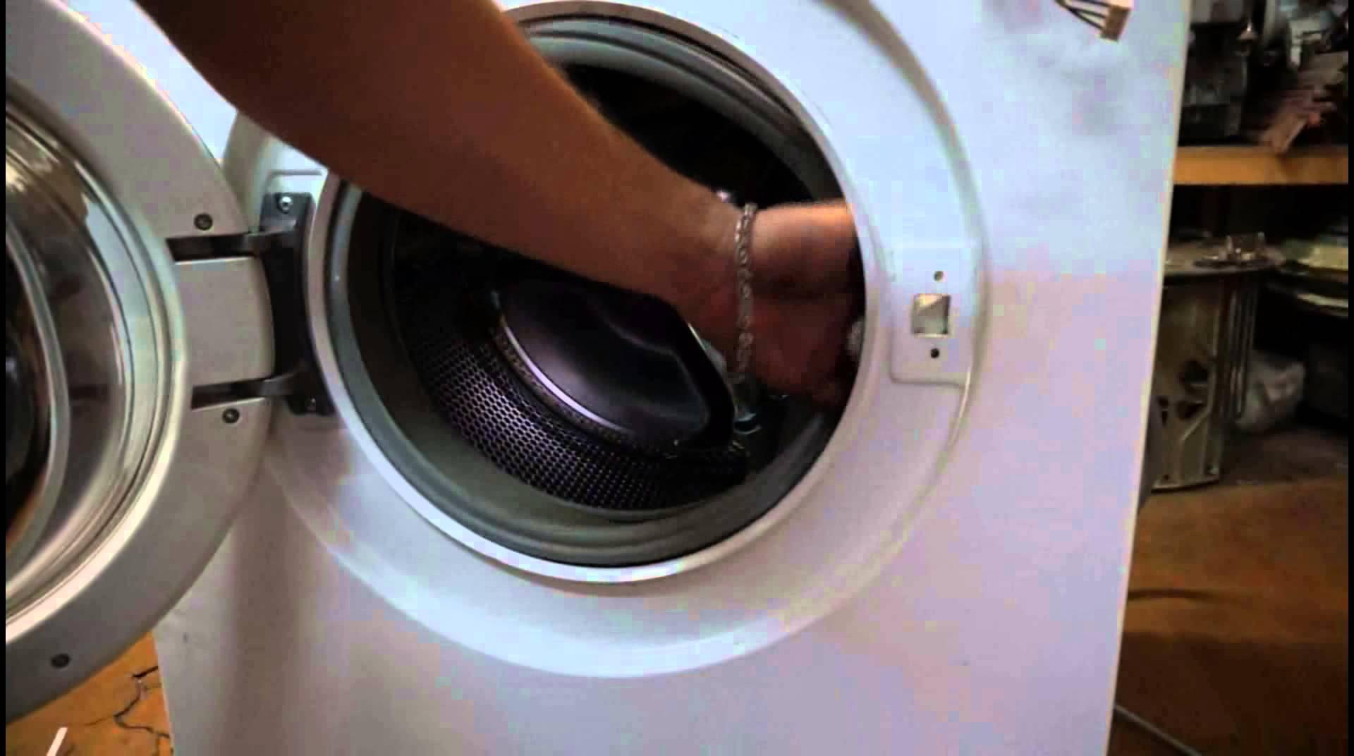 дверцята пральної машини