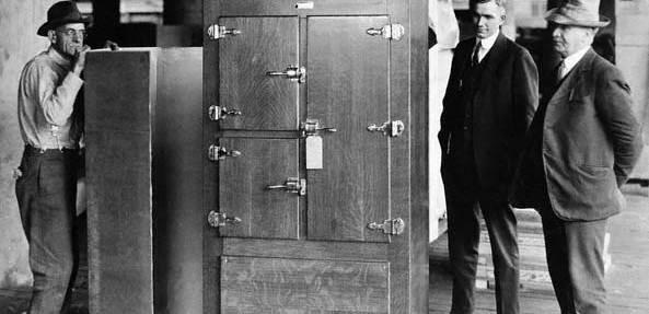 Історія чтворення холодильника,Галич