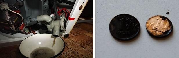 Ремонт стиральной машины не сливает воду самсунг